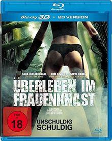 Überleben im Frauenknast - Uncut (inkl. 2D-Version) [3D Blu-ray]