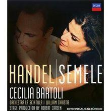 Cecilia Bartoli - Händel: Semele [Blu-ray]