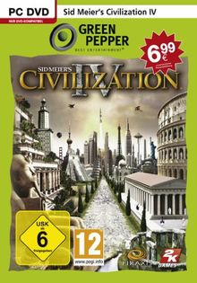 Sid Meier's Civilization IV [Green Pepper]