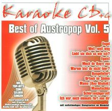 Best of Austropop Vol.5 - Karaoke