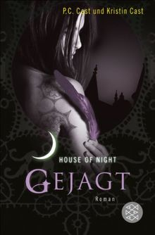 Gejagt: House of Night 5