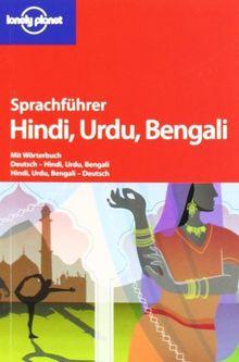 Lonely planet Sprachführer - Box: Lonely Planet Sprachführer Hindi, Urdu & Bengali: Mit Wörterbuch Deutsch - Hindi, Urdu, Bengali - Hindi, Urdu, Bengali - Deutsch