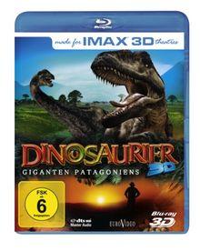 IMAX: Dinosaurier 3D - Giganten Patagoniens [3D Blu-ray]