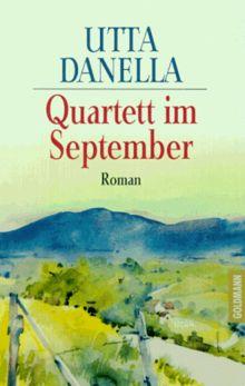 Quartett im September