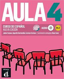 Aula 4 Nueva edición (Ele - Texto Español)