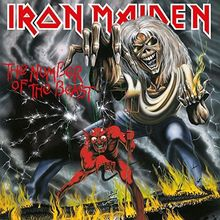 The Number of the Beast [Vinyl LP]