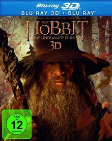 Der Hobbit - Eine unerwartete Reise 3D (+ Blu-ray) [Blu-ray 3D]