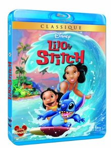 Lilo et stitch [Blu-ray] [FR Import]