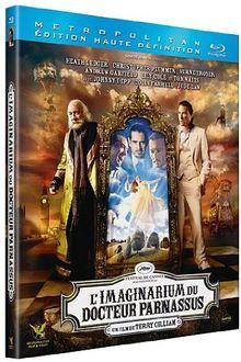 L'imaginarium du docteur parnassus [Blu-ray] [FR Import]