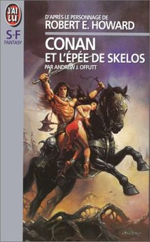 Conan et l'épée de Skelos (Science Fiction)