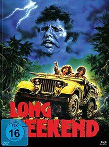 Long Weekend - Limited Edition Mediabook auf 500 Stück (+ DVD) - Cover B [Blu-ray]
