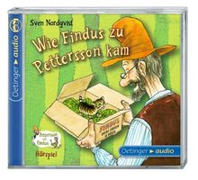 Wie Findus zu Pettersson kam (CD): Hörspiel, ca. 31 min.