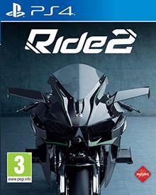 PS4 RIDE 2 NEU&OVP UK Import auf deutsch spielbar
