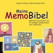 Meine Memo-Bibel, m. 58 Spielkarten