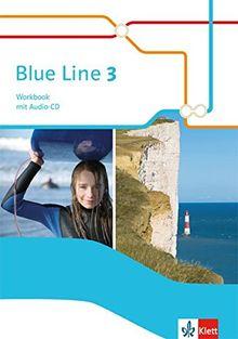Blue Line / Workbook mit Audio-CD: Ausgabe 2014