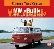 VW »Bulli«: VW Transporter T2 seit 1967