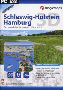 Schleswig-Holstein/Hamburg 3D - 2.0 (DVD-ROM)