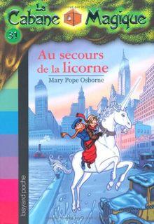 Au Secours De LA Licorne/Vol 31