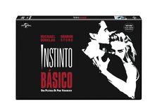 Instinto Básico - Edición Horizontal (Import Dvd) (2012) Michael Douglas; Shar