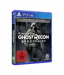 Tom Clancy's Ghost Recon Breakpoint - Ultimate Edition - [PlayStation 4]