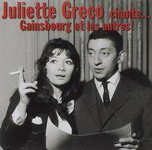 Chante...Gainsbourg et Autres