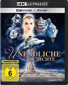 Die Unendliche Geschichte (4K Ultra HD) (+ Blu-ray 2D)