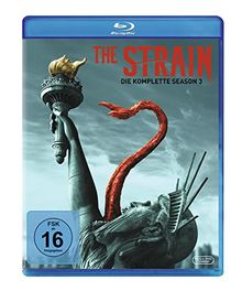 The Strain - Season 3 [Blu-ray]