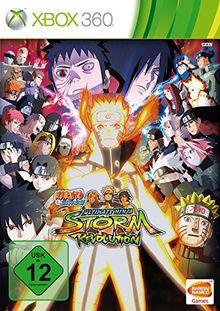 Naruto Shippuden: Ultimate Ninja Storm Revolution - Rivals Edition