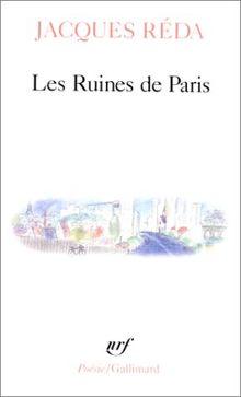 Ruines de Paris (Poesie/Gallimard)