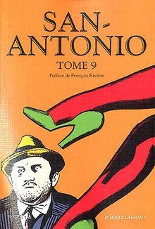 San-Antonio : Tome 9