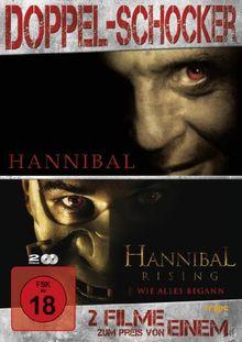 Hannibal / Hannibal Rising [2 DVDs]