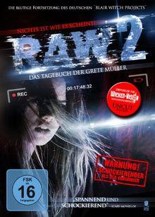 RAW 2 - Das Tagebuch der Grete Müller (Uncut)
