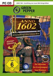 ANNO 1602 - Königsedition [Green Pepper]