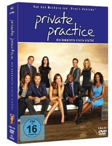 Private Practice - Die komplette vierte Staffel [6 DVDs]