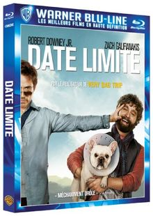 Date limite [Blu-ray] [FR Import]