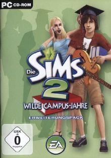 Die Sims 2 - Wilde Campus-Jahre (Add-On) [Software Pyramide]