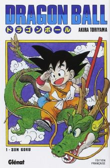 Dragon Ball, Tome 1 : San Goku (B.d. Japonnaise)