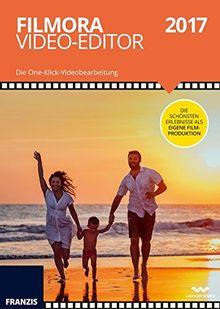 Franzis Filmora Video-Editor 2017
