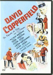 David Copperfield [1935] *** Region 2 *** Spanish Edition ***