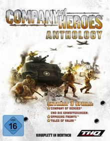 Company of Heroes - Anthology [Software Pyramide]