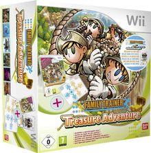 Family Trainer - Treasure Adventure inkl. Aktionsmatte