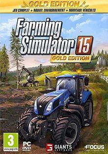 JEU PC Focus Farming Simulator 15