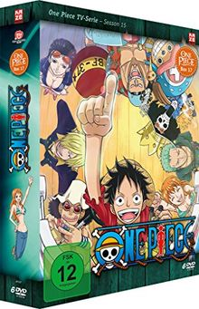One Piece - Die TV Serie - Box Vol. 17 [6 DVDs]