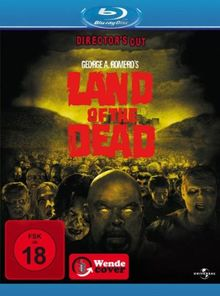 Land of the Dead [Blu-ray] [Director's Cut]