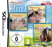 3 in 1: Mein Pferd + Mein Gestüt + Mein Gestüt - Ein Leben für die Pferde