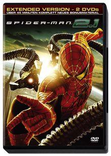 Spider-Man 2.1 (Extended Version) [2 DVDs]
