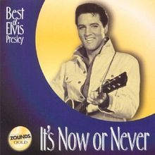 It's Now Or Never - Best Of (24 Karat Gold-CD)