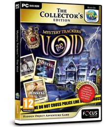 Mystery Trackers: The Void Collector's Edition (UK IMPORT)