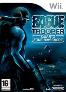 Rogue Trooper : Quartz Zone Massacre [FR Import]