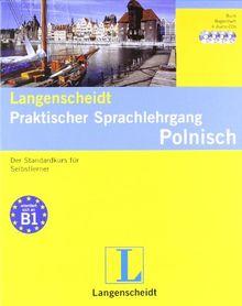 Langenscheidt: Praktischer Sprachlehrgang Polnisch - Buch, Schlüssel, 4 CDs